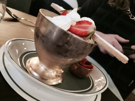 dessert ivy