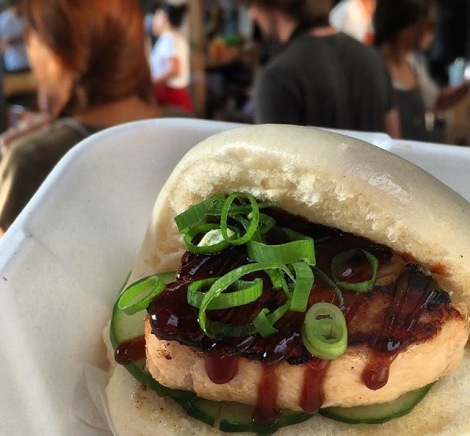 Yum Bun at Street Feast